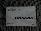 2010 Chevrolet Equinox LT Books/Manuals