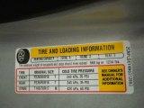 2010 Chevrolet Equinox LT Info Tag