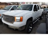 2008 GMC Sierra 2500HD SLT Extended Cab 4x4 Data, Info and Specs