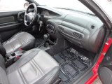 2001 Ford Escort ZX2 Coupe Dashboard