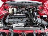 2001 Ford Escort ZX2 Coupe 2.0 Liter DOHC 16-Valve 4 Cylinder Engine