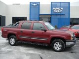 2005 Chevrolet Avalanche LS 4x4 Data, Info and Specs