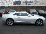 2012 Silver Ice Metallic Chevrolet Camaro LT/RS Coupe #59689194