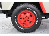 Jeep Wrangler 1994 Wheels and Tires