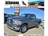 2008 Mineral Gray Metallic Dodge Ram 1500 ST Regular Cab #59689183