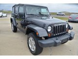 2010 Jeep Wrangler Unlimited Dark Charcoal Pearl