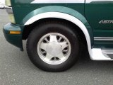 2000 Chevrolet Astro AWD Passenger Conversion Van Wheel