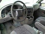 2000 Chevrolet Astro AWD Passenger Conversion Van Dashboard