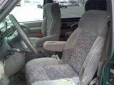 2000 Chevrolet Astro AWD Passenger Conversion Van Medium Gray Interior