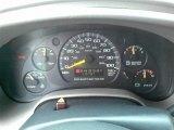 2000 Chevrolet Astro AWD Passenger Conversion Van Gauges