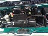2000 Chevrolet Astro AWD Passenger Conversion Van 4.3 Liter OHV 12-Valve V6 Engine