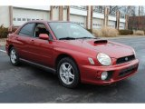 Subaru Impreza 2002 Data, Info and Specs