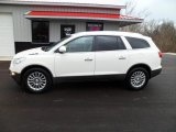 2008 White Diamond Tri Coat Buick Enclave CXL #59739662