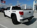 2012 Toyota Tundra T-Force 2.0 Limited Edition CrewMax Exterior
