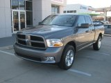 2012 Mineral Gray Metallic Dodge Ram 1500 Express Quad Cab #59739312