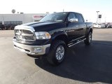 2012 Black Dodge Ram 1500 Big Horn Crew Cab 4x4 #59739287