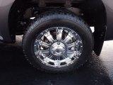 2012 Toyota Tundra CrewMax 4x4 Custom Wheels