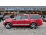 2009 Sangria Red Metallic Lincoln Navigator L 4x4 #59739263