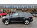 2011 Tuxedo Black Metallic Ford Explorer Limited 4WD #59739260