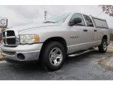 2004 Bright Silver Metallic Dodge Ram 1500 ST Quad Cab #59739548