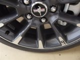 2012 Ford Mustang C/S California Special Coupe Wheel