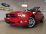 2012 Race Red Ford Mustang V6 Premium Coupe #59738940
