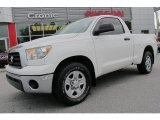 2008 Toyota Tundra Regular Cab Data, Info and Specs