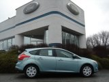 2012 Frosted Glass Metallic Ford Focus SE 5-Door #59738931