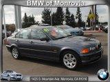 2001 Steel Grey Metallic BMW 3 Series 325i Sedan #59739218