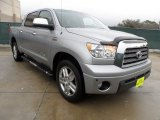 2008 Silver Sky Metallic Toyota Tundra Limited CrewMax #59739210