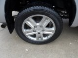 2008 Toyota Tundra Limited CrewMax Wheel