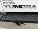 2012 Toyota Tundra SR5 Double Cab 4x4 Marks and Logos