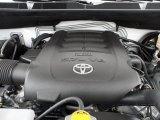 2012 Toyota Tundra SR5 Double Cab 4x4 5.7 Liter Flex-Fuel DOHC 32-Valve Dual VVT-i V8 Engine