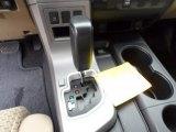 2012 Toyota Tundra SR5 Double Cab 4x4 6 Speed ECT-i Automatic Transmission