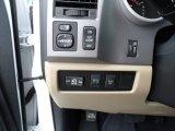 2012 Toyota Tundra SR5 Double Cab 4x4 Controls