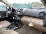 2011 Toyota RAV4 I4 Dashboard