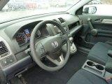 2011 Honda CR-V EX 4WD Black Interior