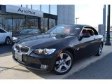 2007 Jet Black BMW 3 Series 328i Convertible #59739161