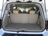 2012 Nissan Armada Platinum Trunk