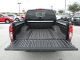 2012 Nissan Frontier SV Crew Cab 4x4 Trunk