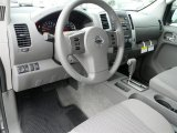 2012 Nissan Frontier SV Crew Cab 4x4 Dashboard