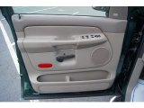 2002 Dodge Ram 1500 SLT Quad Cab Door Panel