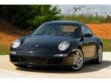 2007 Black Porsche 911 Carrera S Coupe #59739447