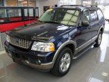 2003 True Blue Metallic Ford Explorer Eddie Bauer 4x4 #59739424