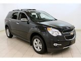 2011 Black Granite Metallic Chevrolet Equinox LTZ #59739414