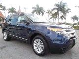2011 Kona Blue Metallic Ford Explorer XLT #59739068