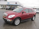 2011 Red Jewel Tintcoat Buick Enclave CXL AWD #59739378
