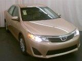 2012 Sandy Beach Metallic Toyota Camry L #59739368