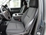 2011 Chevrolet Silverado 1500 LS Extended Cab 4x4 Front Seat