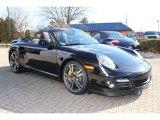 2012 Porsche 911 Turbo S Cabriolet Data, Info and Specs